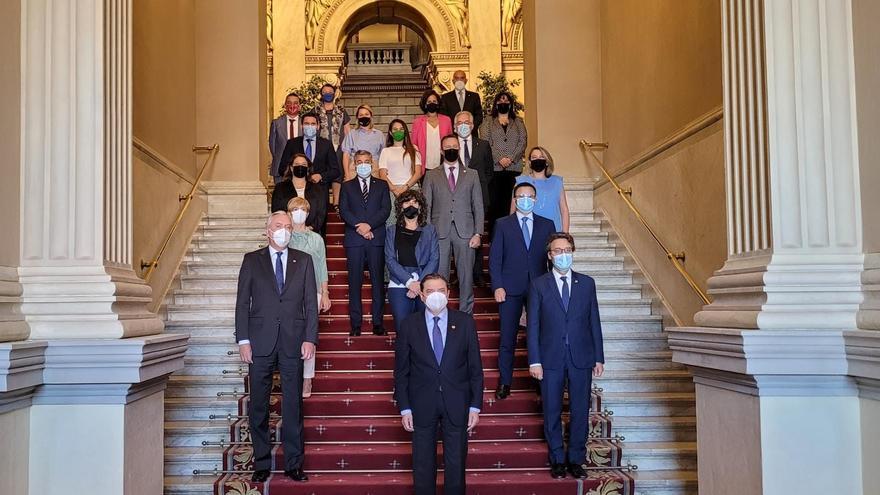 El Gobierno regional rechaza la nueva estrategia de la PAC del Ministerio
