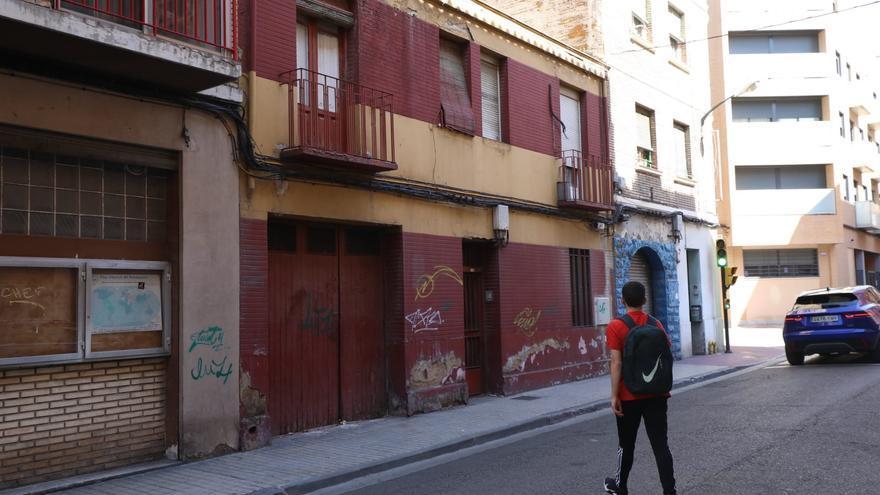 Detenido en la casa okupa de Torre Quevedo de Zaragoza tras cometer dos robos