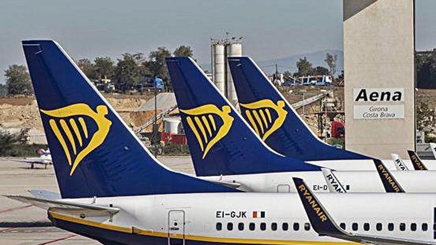 L'Audiència deixa vist per a sentència el judici per l'ERO de Ryanair