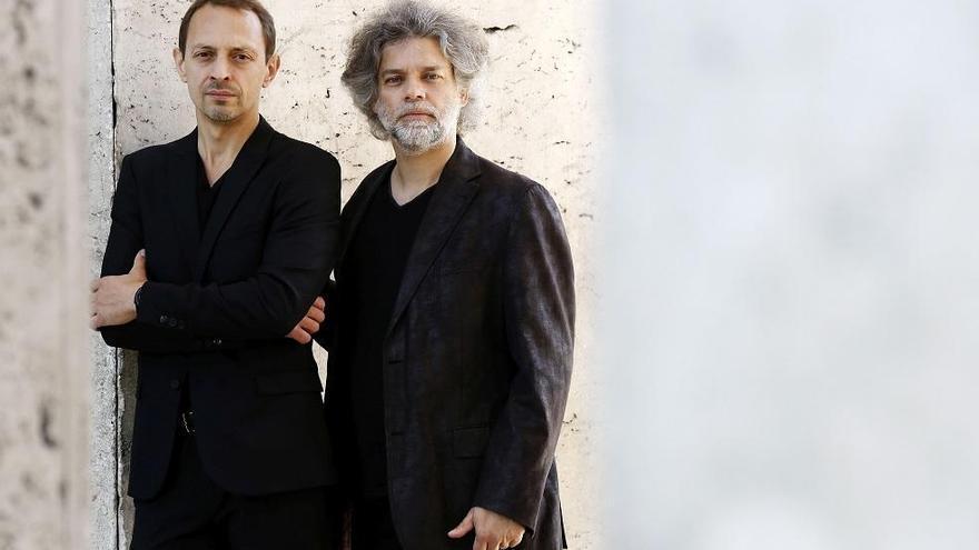 Xavier Phillips y François-Fréderic Guy homenajean a Beethoven en el Pérez Galdós
