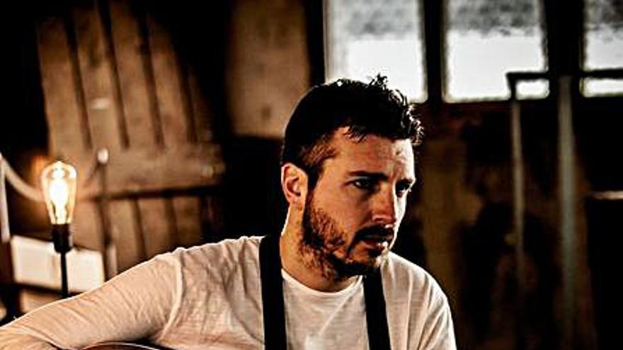 Andreu Valor y El Diluvi, en los Premios de la Música