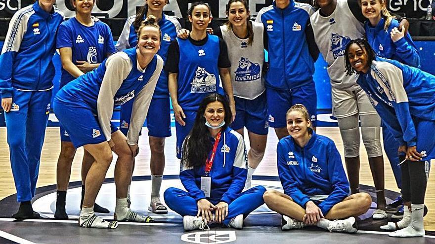 Avenida y Valencia inician la final de la Liga Endesa de baloncesto femenino