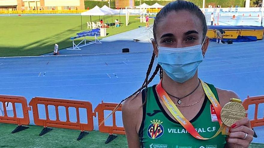 Daniela García es convocada para el Europeo sub'23