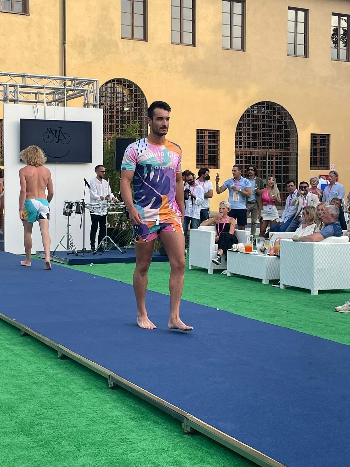 Moda Cálida participa en la Feria Internacional de Moda Baño Maredamare, en Florencia