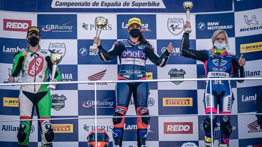 Andrea Sibaja lleva al Deza Box 77 al subcampeonato de España