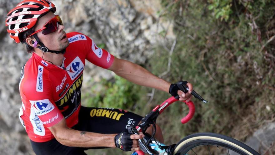 Fuglsang gana la etapa reina y Roglic asienta su liderato