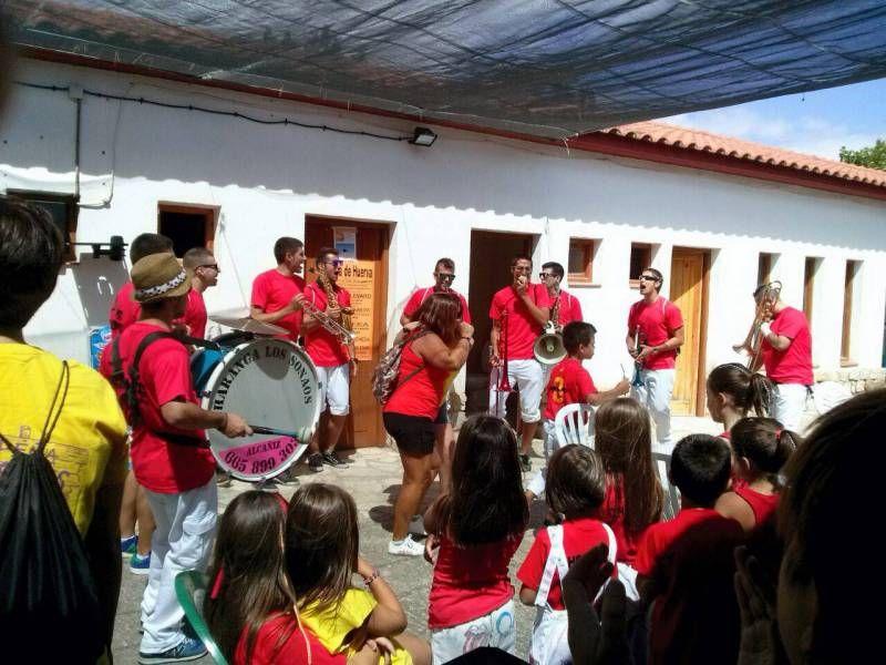 Fiestas de Villanueva de Huerva