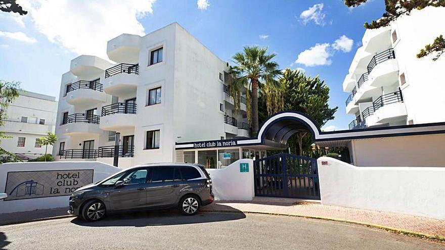 El jueves comienza a funcionar otro hotel puente en Ibiza