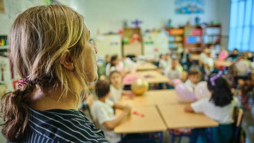 La comunidad educativa cree que será imposible iniciar las clases el día 15