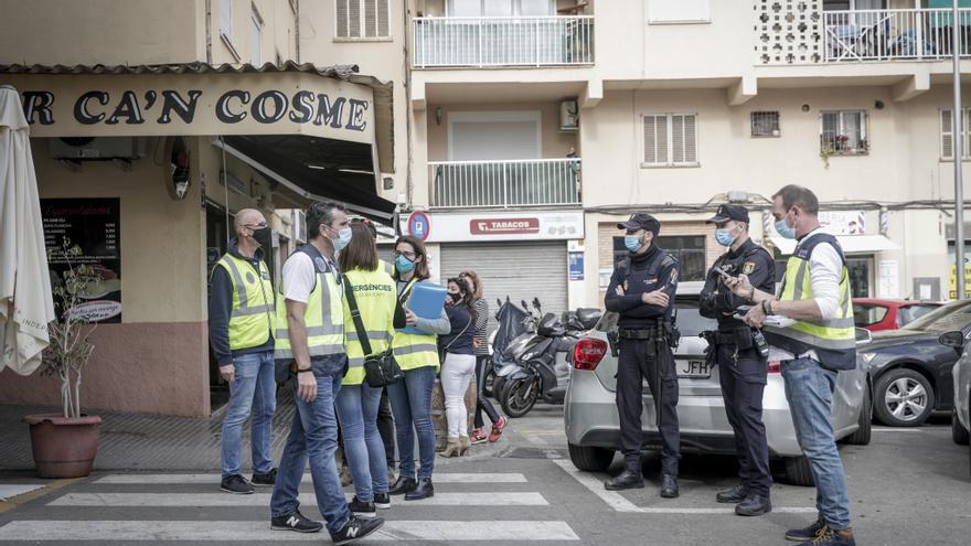 Desescalada de la tercera ola del coronavirus en Mallorca: Finde de desescalada bajo control