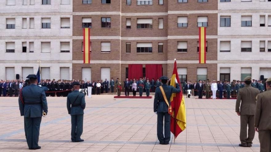 Condecoran al guardia civil que rescató de Sa Piqueta al espeleólogo Xisco Gràcia