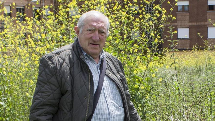 Fallece Juan José Bolado, histórico líder vecinal de Oviedo