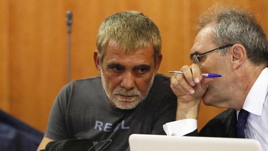 Absueltos los cuatro acusados del caso del asesinato de Lucía Garrido