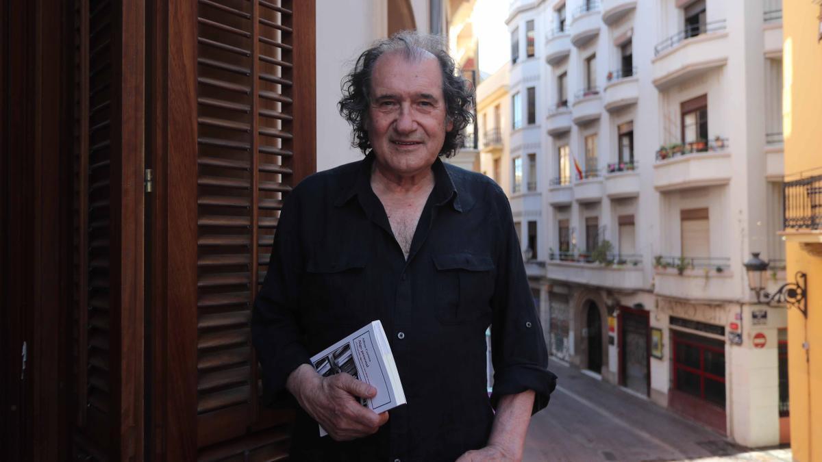 Alfons Cervera con 'Algo personal', en Ca Revolta.
