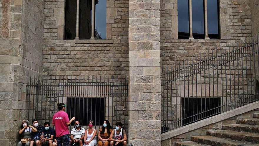 El Govern recomienda a los barceloneses que solo salgan de casa si es imprescindible