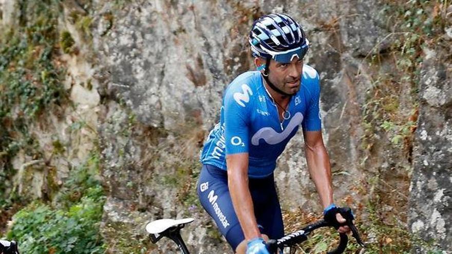 José Joaquín Rojas correrá el Tour de Francia junto a Alejandro Valverde