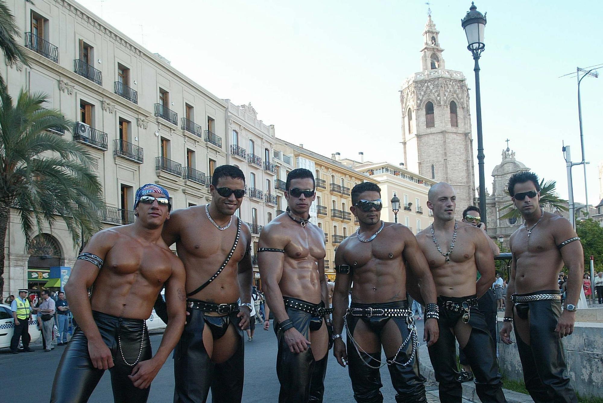 2004, Orgullo LGTBI en València