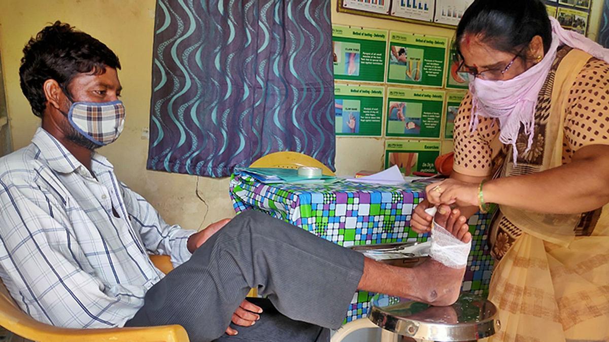 L'Índia és el segon país del món amb més afectats per la covid.  fontilles