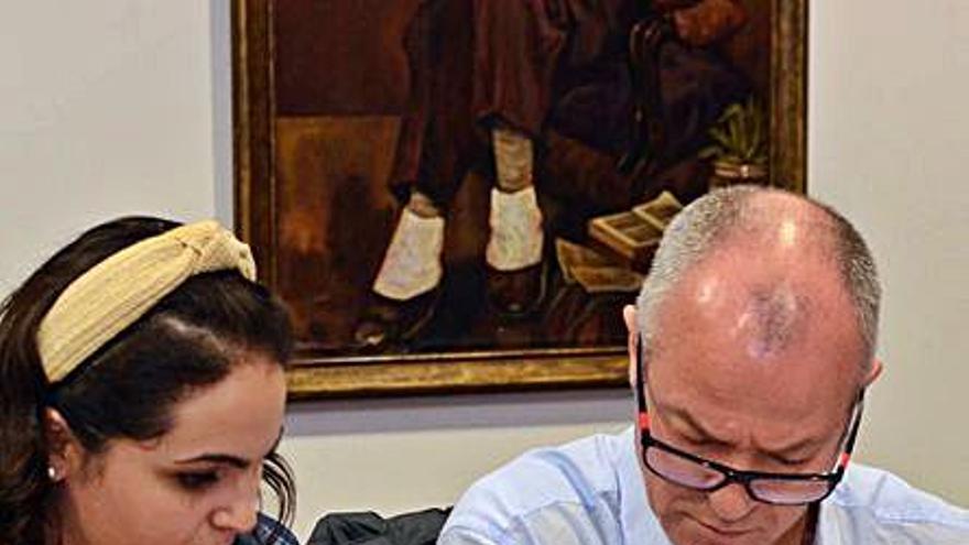 El PSOE culpa a Durán de entorpecer el trabajo de la Diputación en la PO-9702