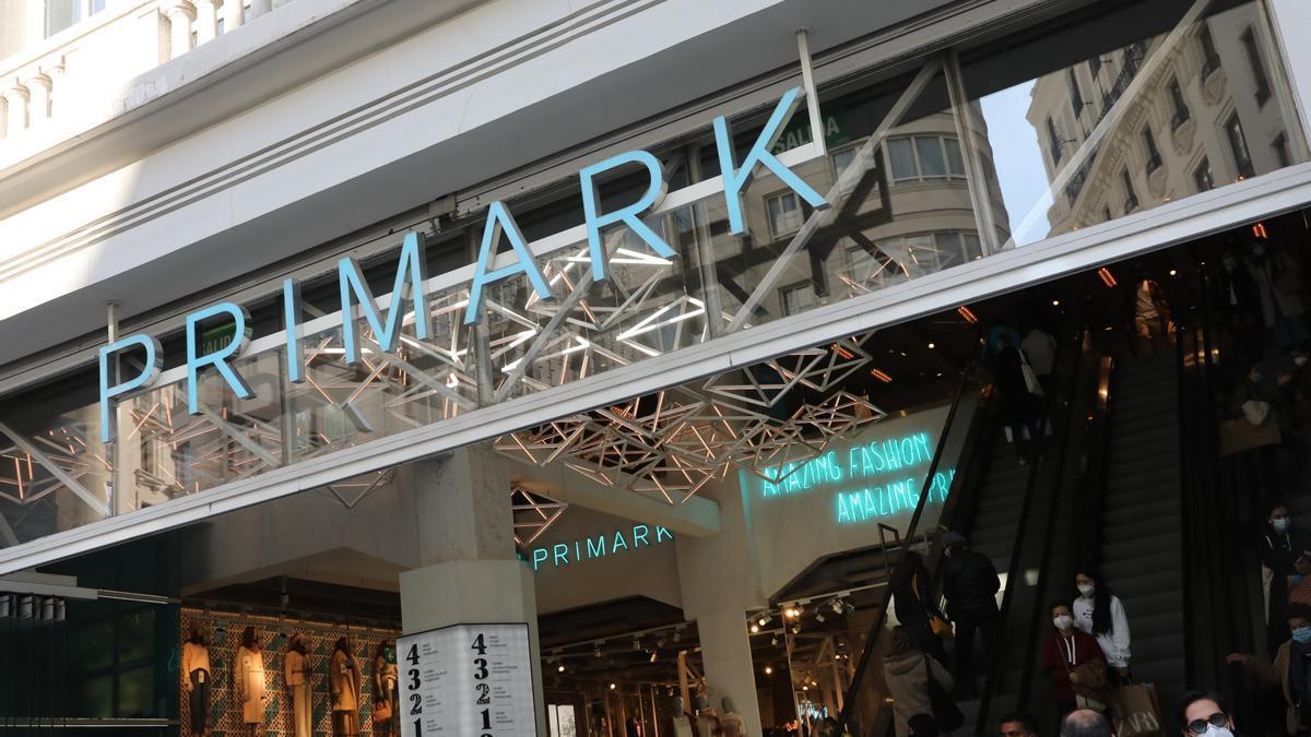 Una tienda de Primark.