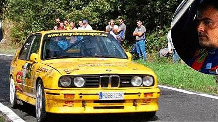 Muere un piloto de rally mientras hacía un reconocimiento