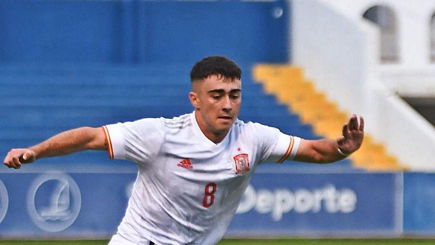 Moleiro y Ale García caen con España sub 19 ante Israel (0-1)