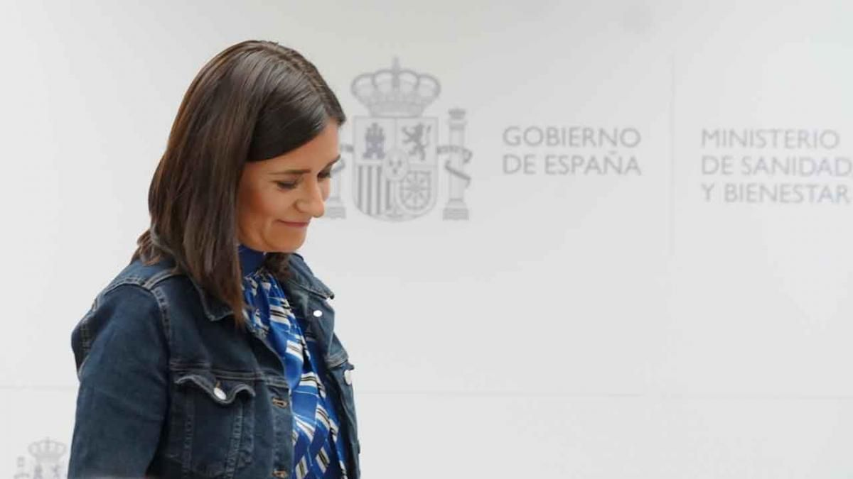 Carmen Montón cobrará la pensión de exministra: 4.500 euros al mes