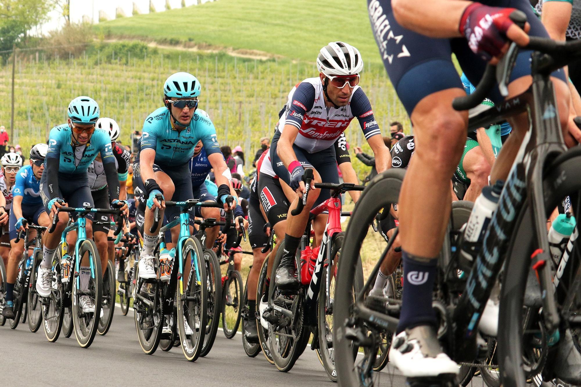 Giro de Italia: Piacenza y Sestola