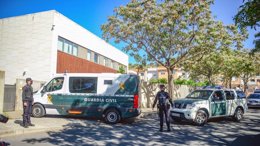 Los detenidos por la presunta agresión sexual en Jaraíz declaran en el juzgado