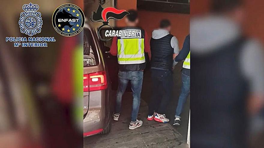 La Policía arresta a un fugitivo buscado por desvalijar 73 cajeros con explosivos en Italia