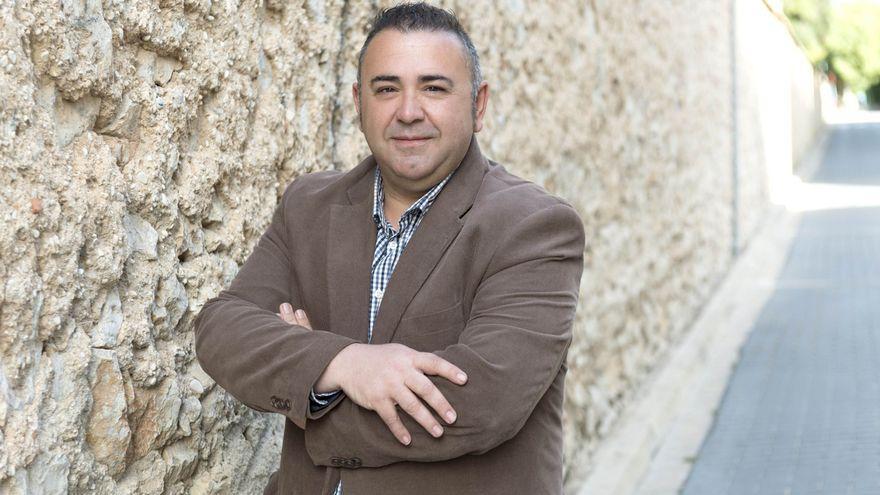 Muere el alcalde de Benirredrà, Emilio Falquet, a los 45 años