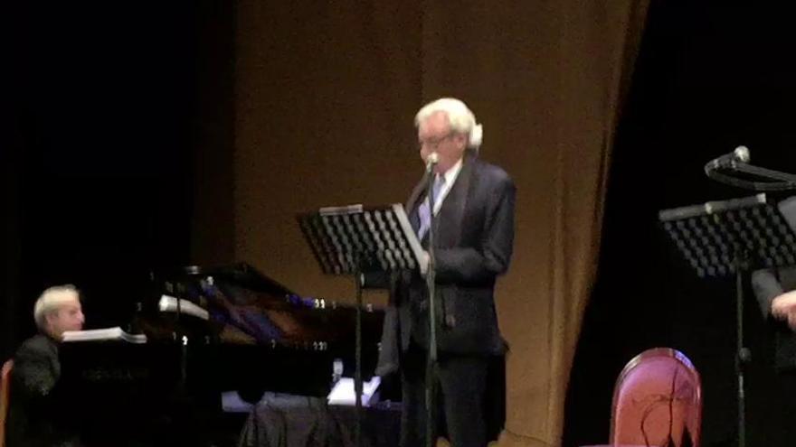 Luis del Olmo, la voz del poeta