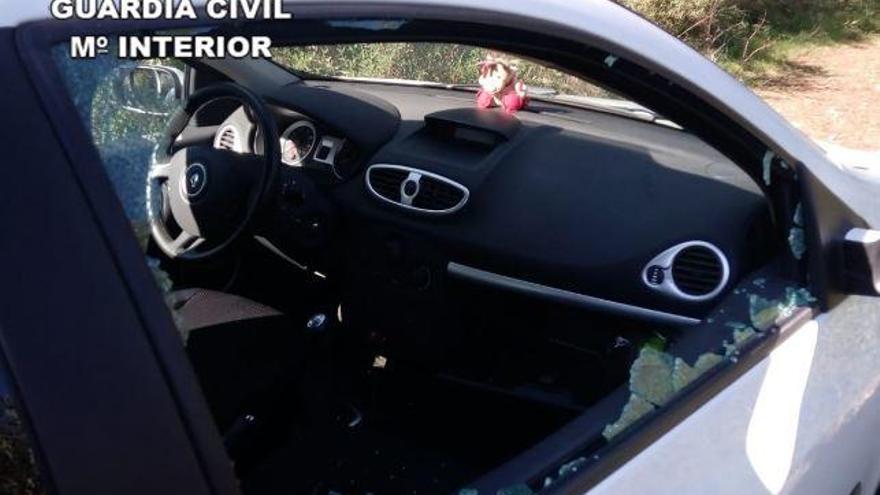 Pilzsammler auf Mallorca werden Opfer von Autoknacker