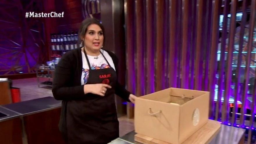 Saray se niega a cocinar en MasterChef y es expulsada fulminantemente