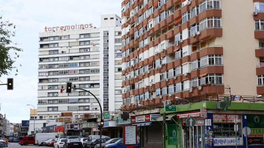 Lunes, 27 de abril | Las calles de Torremolinos durante el estado de alarma