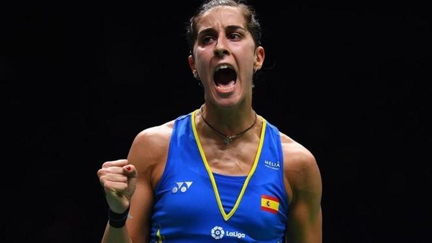 Carolina Marín gana su segundo campeonato del 2019 en la India