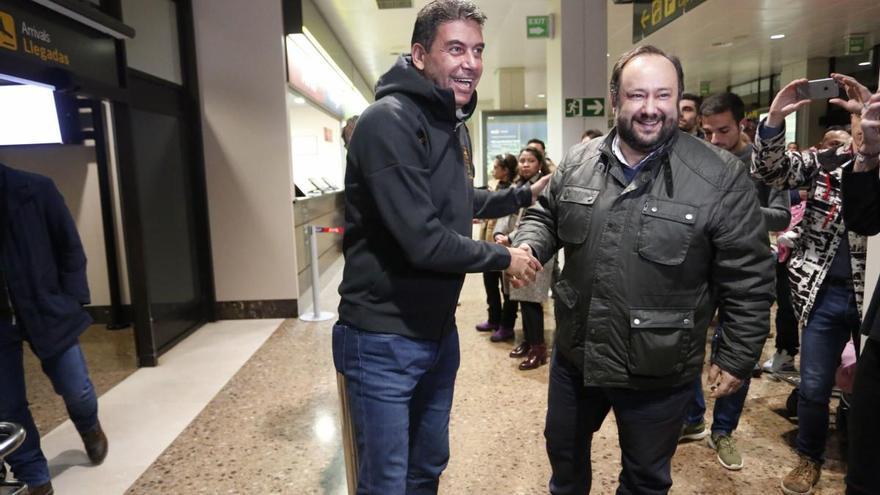 El cariñoso mensaje de Arturo Elías al presidente del Oviedo, que se recupera en el HUCA