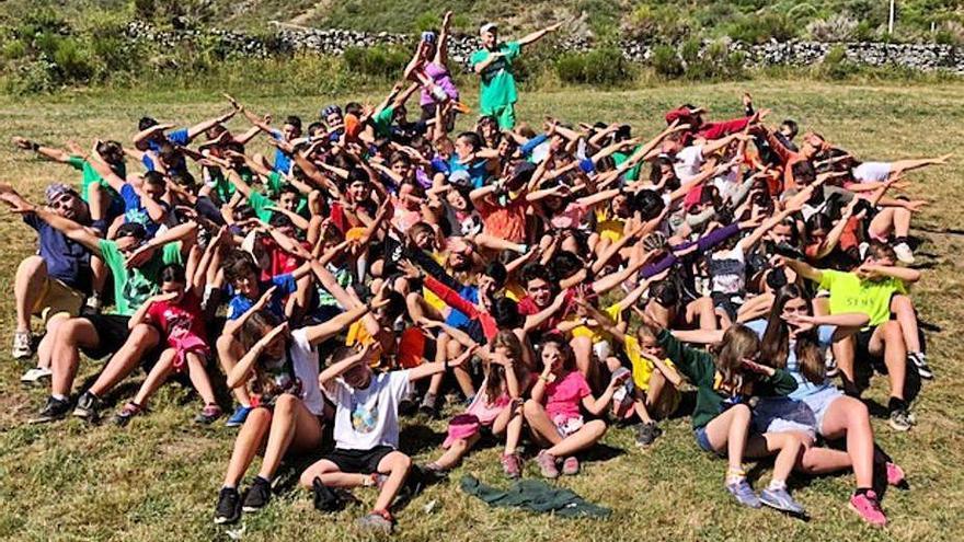 Vuelven los campamentos de verano, pero con mascarilla y grupos burbuja