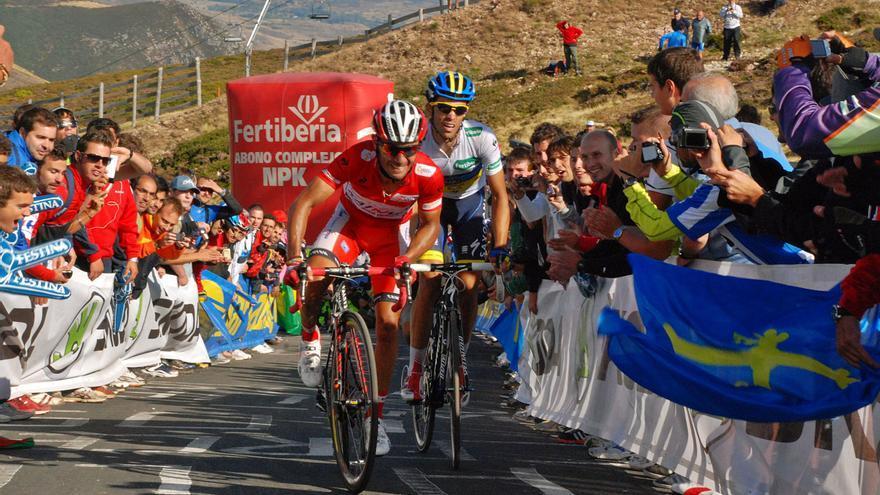 Los puertos de las Cuencas decidirán la Vuelta a España con el final en el Cuitu Negru, la prolongación de Pajares