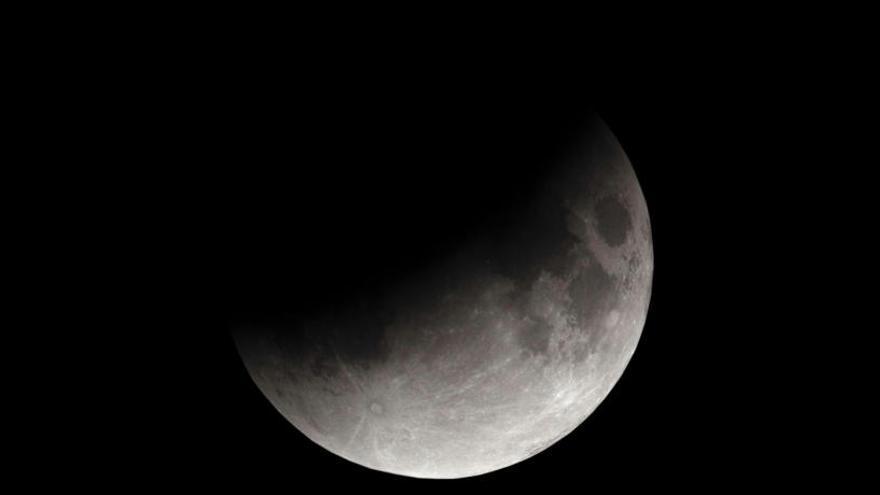 El eclipse penumbral de Luna de este viernes podrá verse desde España