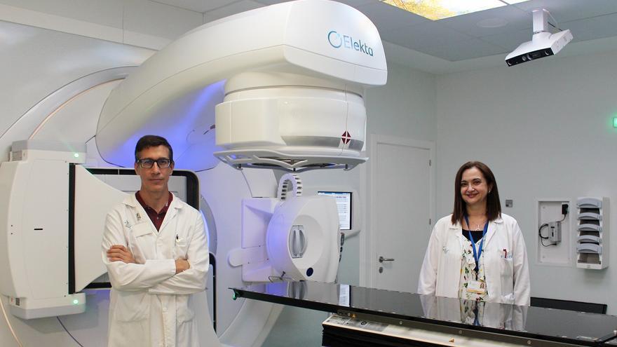 El General de València comienza a utilizar los equipos donados por Amancio Ortega en su servicio de oncología