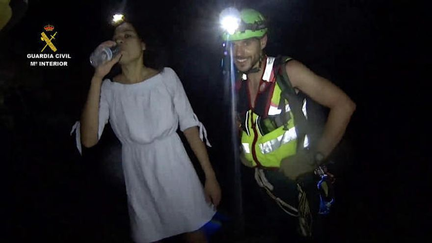 La Guardia Civil lleva a cabo siete rescates en montaña en cinco días