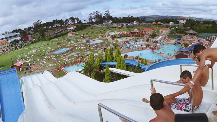Aquapark de Cerceda:  entradas, precios y horario del mayor parque acuático de Galicia