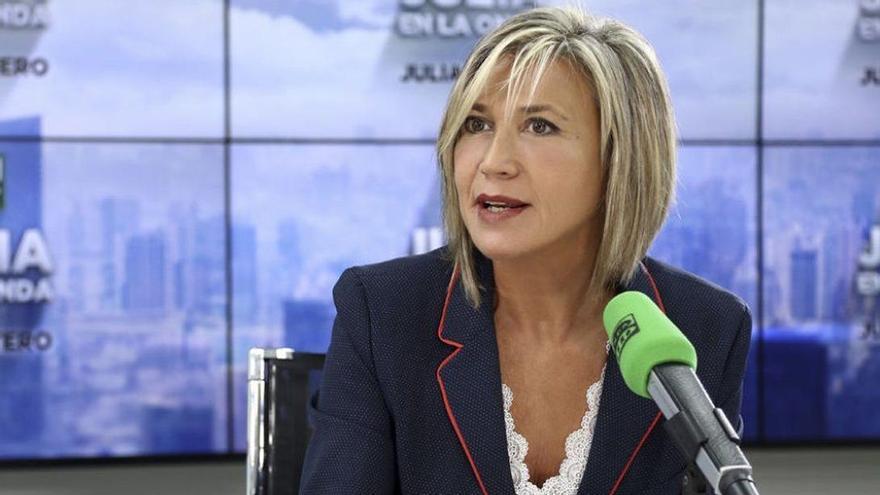 Julia Otero anuncia que tiene cáncer y se retira temporalmente de la radio