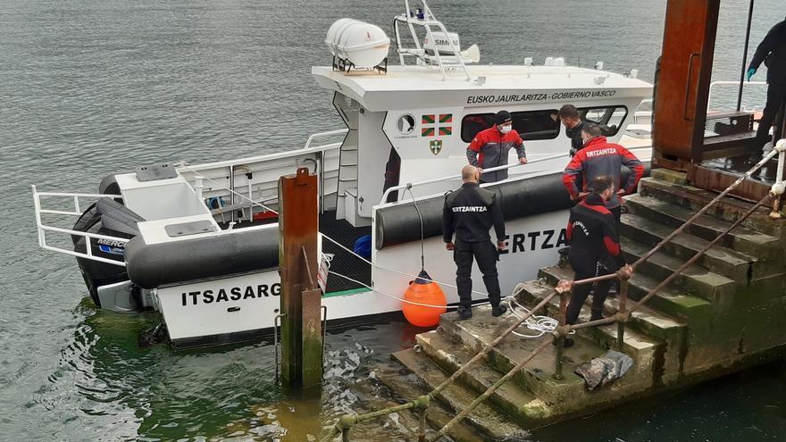 Detenido por un homicidio en Vizcaya tras el hallazgo de restos humanos el pasado enero