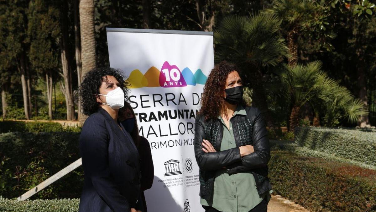 La Serra de Tramuntana celebra sus diez años como Patrimonio de la Humanidad