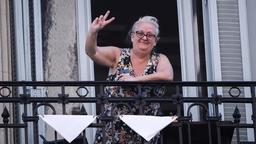 La SGAE anima a la población a cantar en sus balcones
