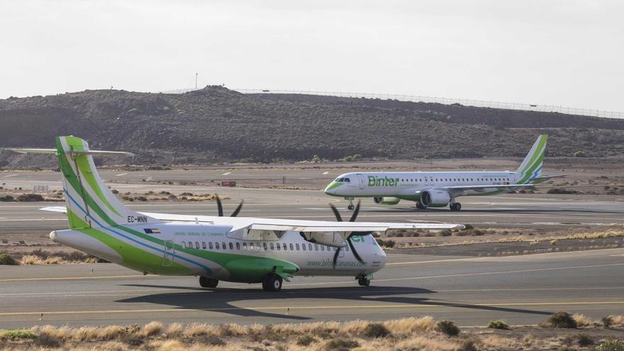 Binter volará de Murcia a Canarias todos los martes, jueves y sábados a partir de diciembre