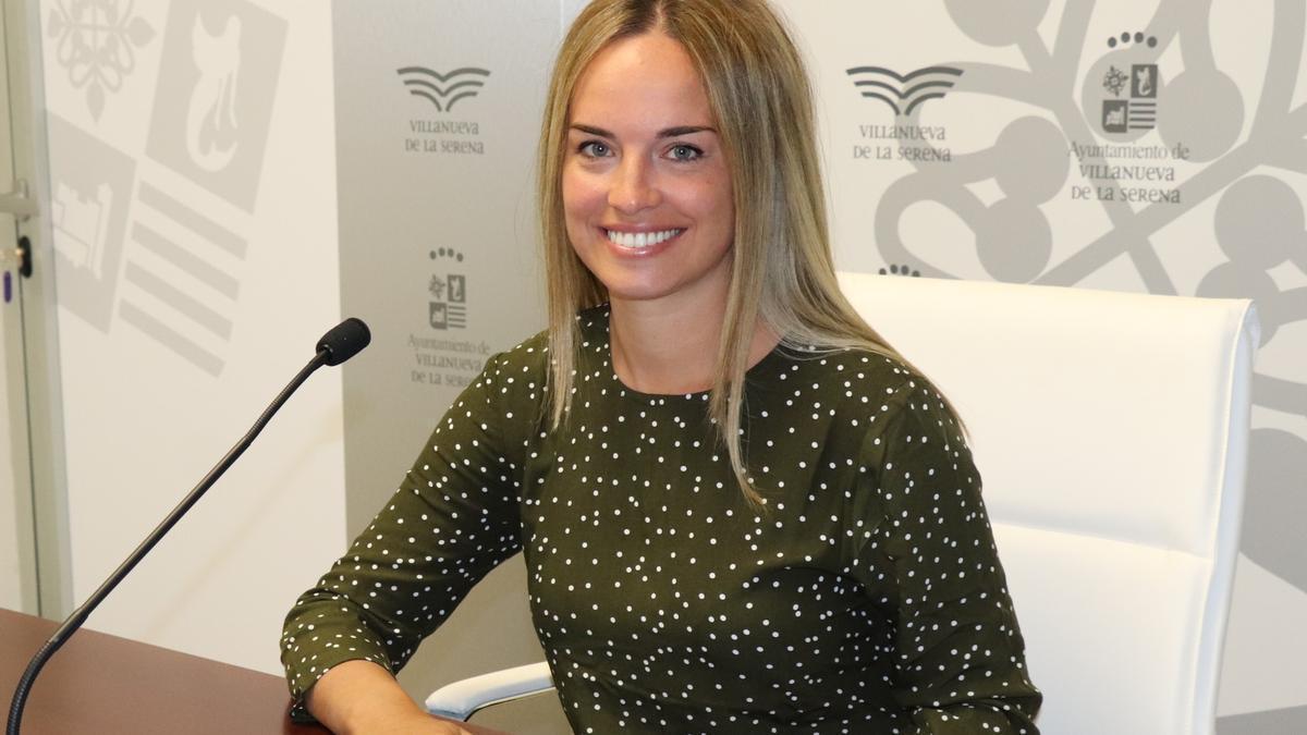 Ana Mansanet es la concejala de Cultura de Villanueva.