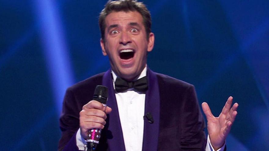 Antena 3 cambia la gala de estreno de 'Mask Singer 2' por un refrito tras la prórroga del Dinamarca-Inglaterra en la Eurocopa